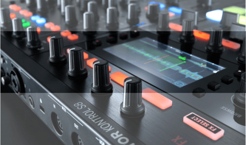 News zum NATIVE INSTRUMENTS KONTROL S8