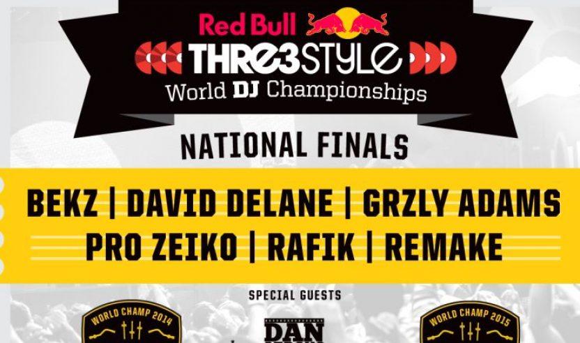 RED BULL THRE3STYLE - Deutschlandfinale