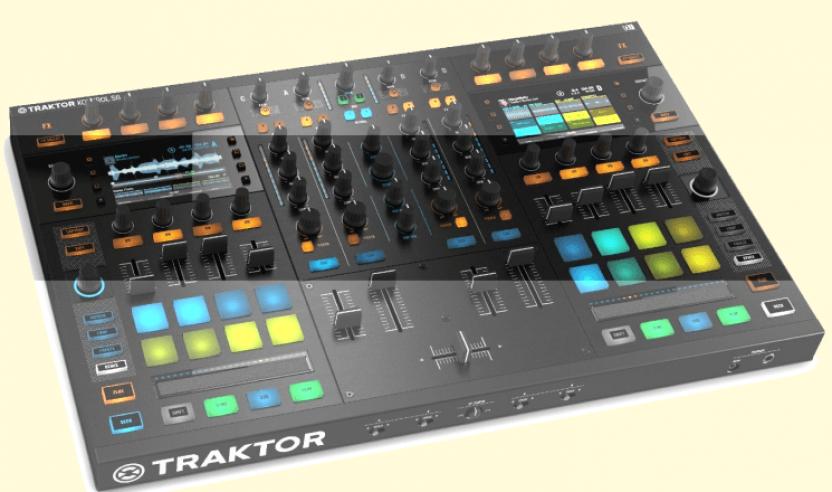 TRAKTOR KONTROL S8 - DJ System