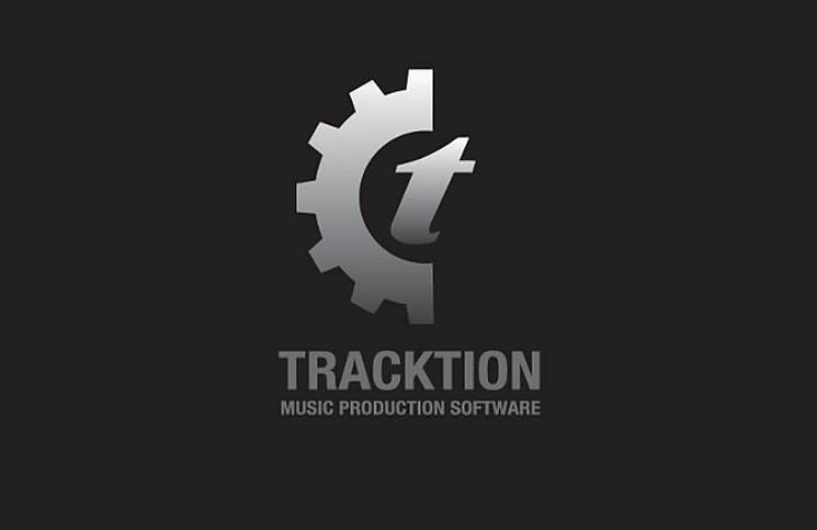 Freeware DAW - TRACKTION 4