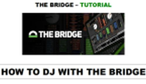 THE BRIDGE Tutorial von DJ Razy