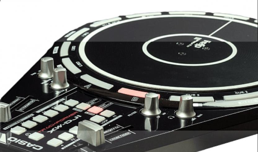 DJ-Controller von CASIO