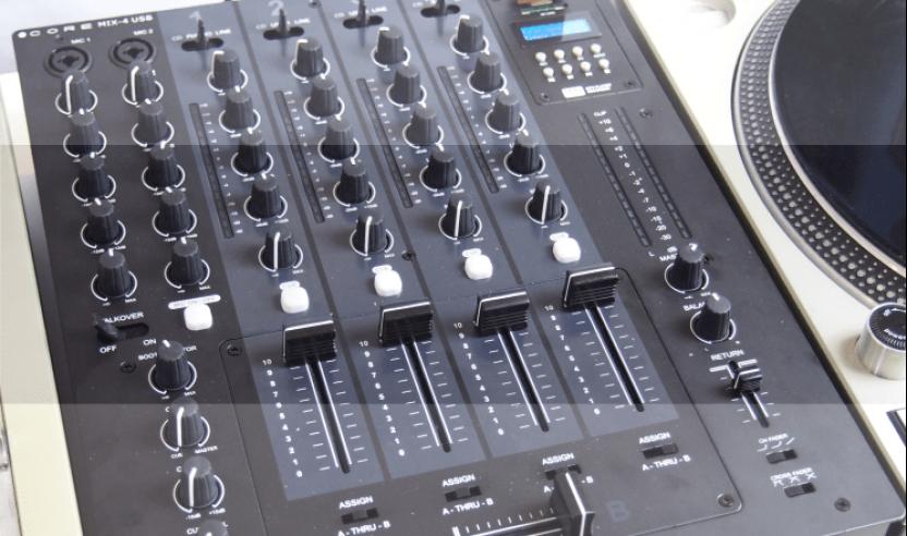 Review - DAP AUDIO Core Mix 4 USB