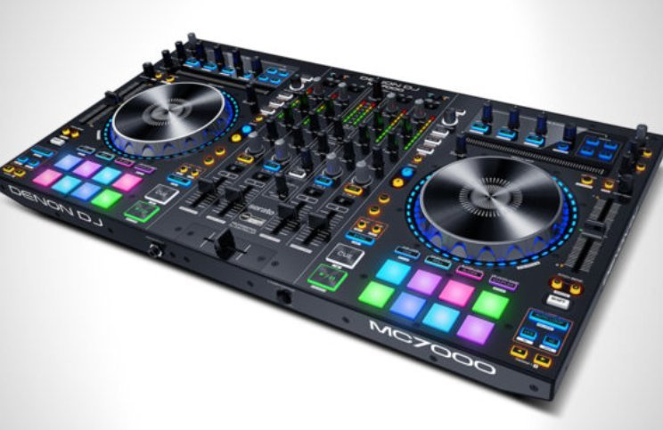 DENON MC 7000 - Another Serato-Controller