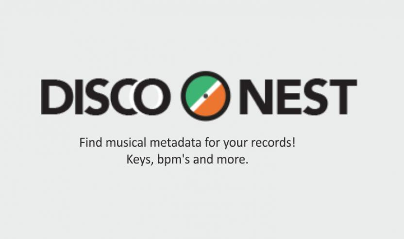 DISCONEST - Metadaten fürs Vinyl