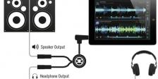 Wie kann ich in einer DJ-App vorhören?