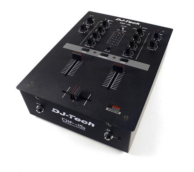Exklusiv-(P)Review: DJ-TECH DIF-1S