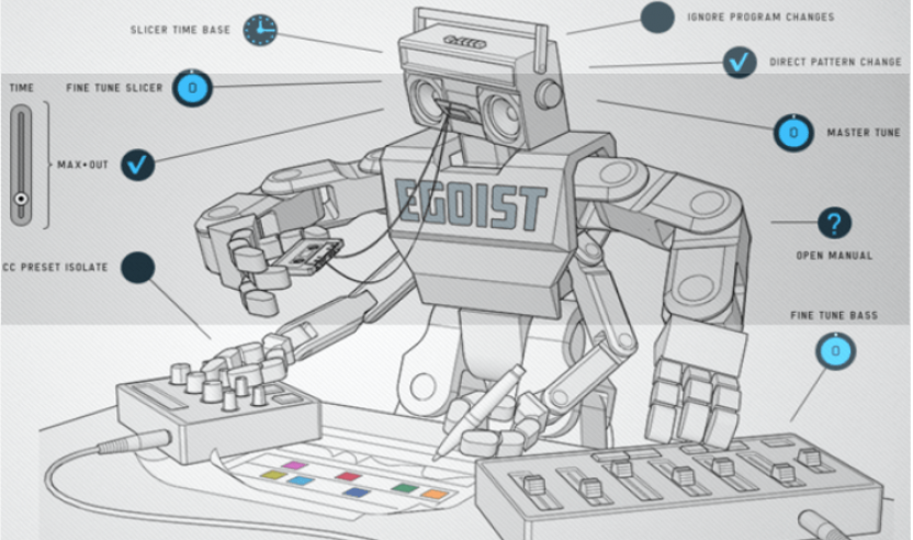 EGOIST - iPad Edition