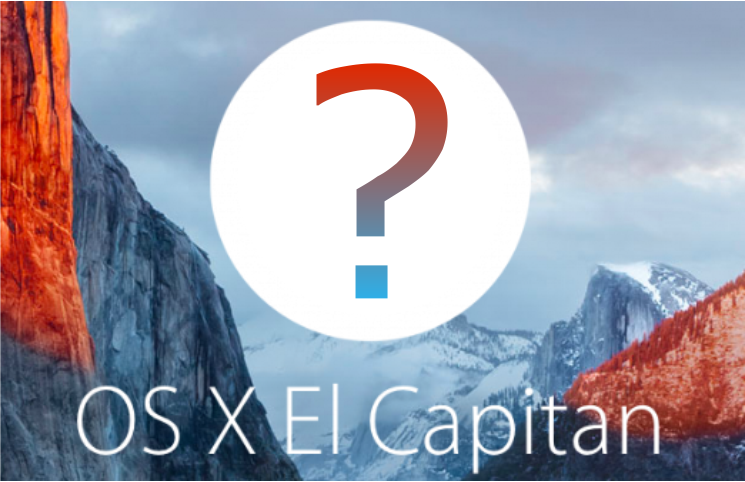 El Capitan, Traktor, Serato und Co - Update
