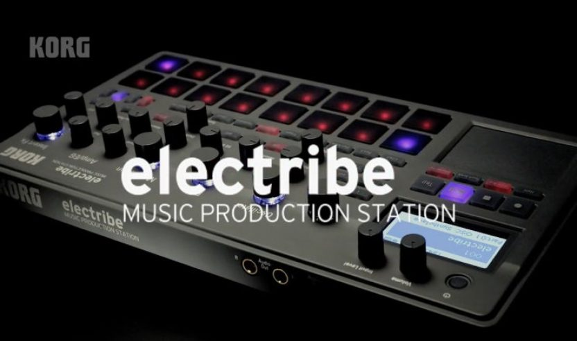 KORG ELECTRIBE is back