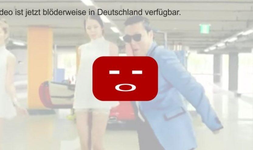 Youtube vs GEMA – And The Winner Is …?