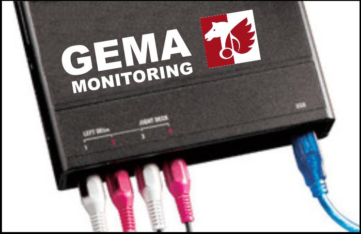 GEMA Yacast Monitoring