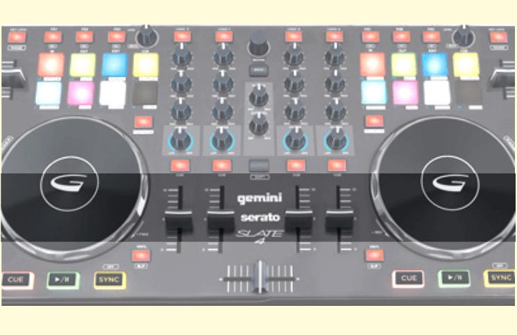 GEMINI SLATE trifft SERATO DJ INTRO
