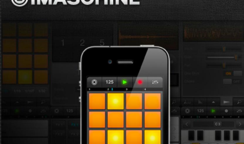 NI iMaschine - die App für's iPhone oder iPad