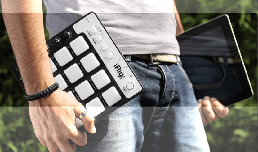 iRIG PADS - MIDI Pad Controller