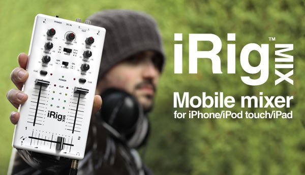 Review - iRig MIX