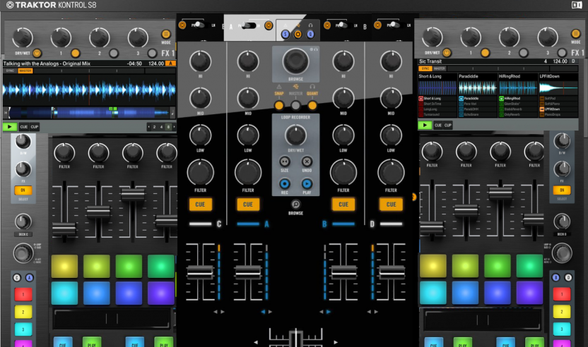 TRAKTOR KONTROL S8 – Neuer Controller?