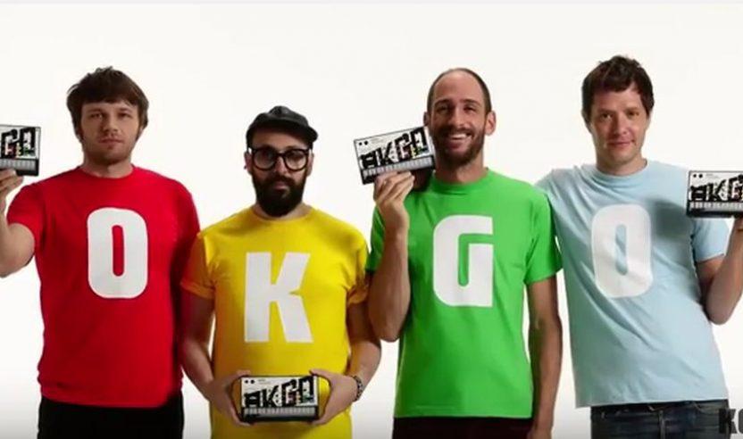 KORG Volca Sample OK GO