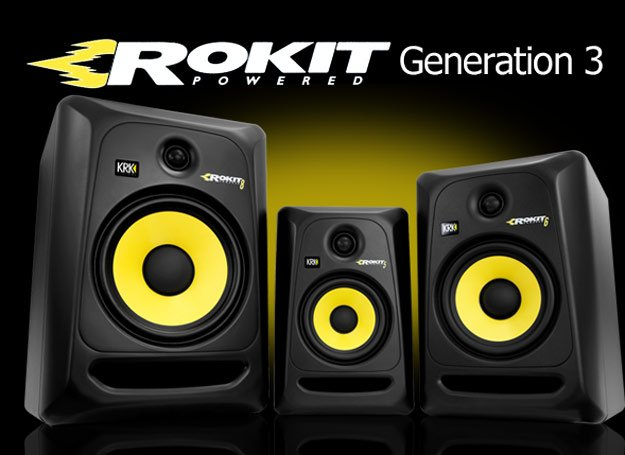 KRK ROKIT G3 - Interview zu den G3