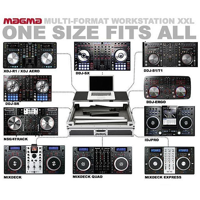 MAGMA - Multi-Format Workstation