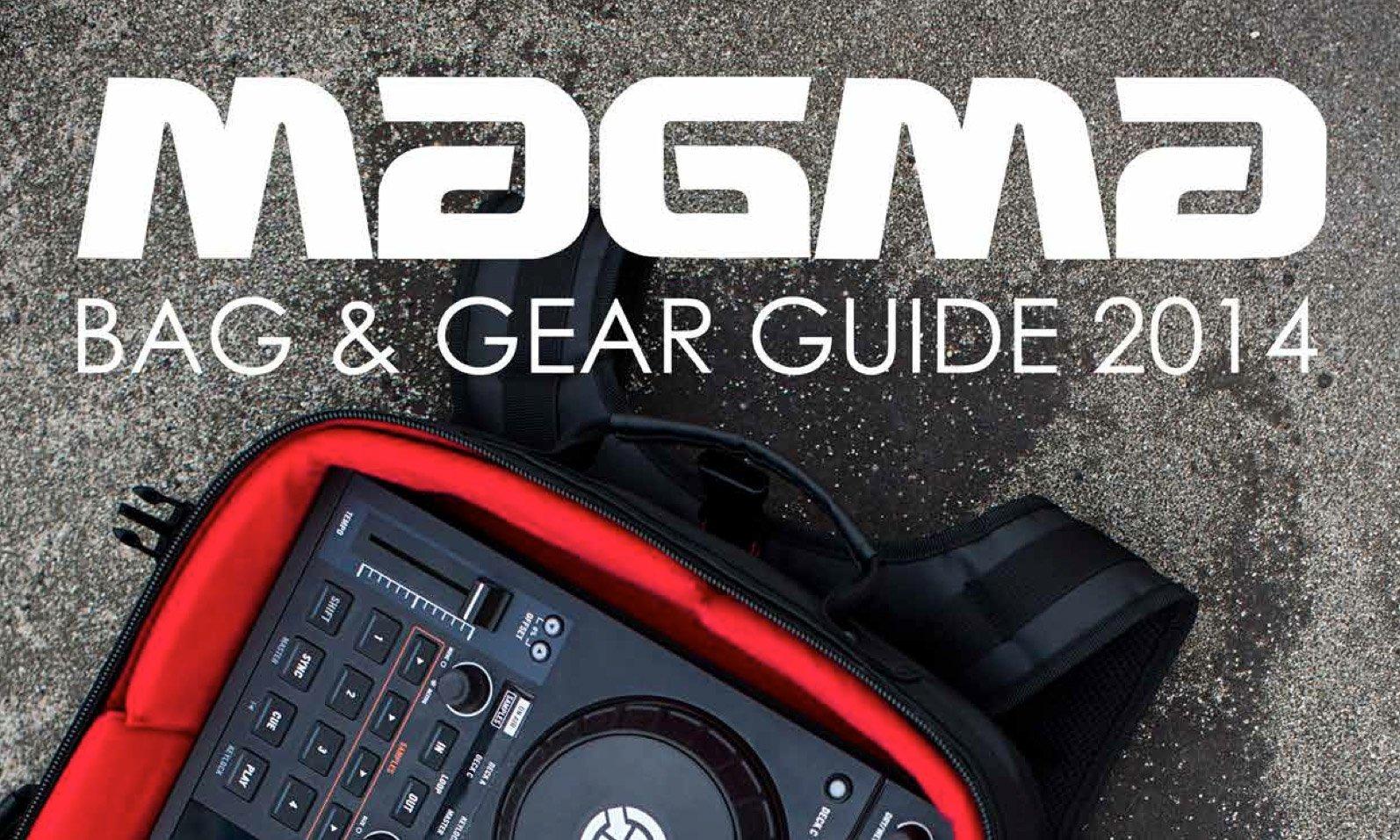 MAGMA Bag & Gear Guide 2011