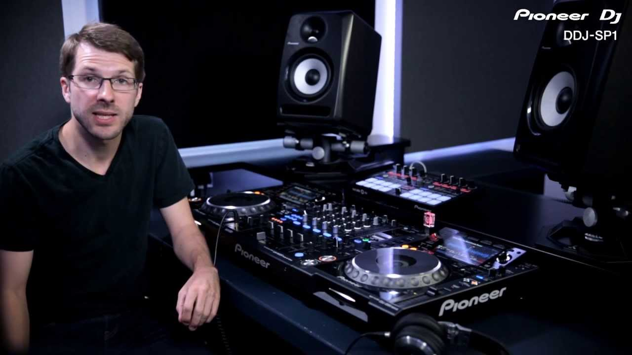 PIONEER DDJ-SP1 - Add One Controller