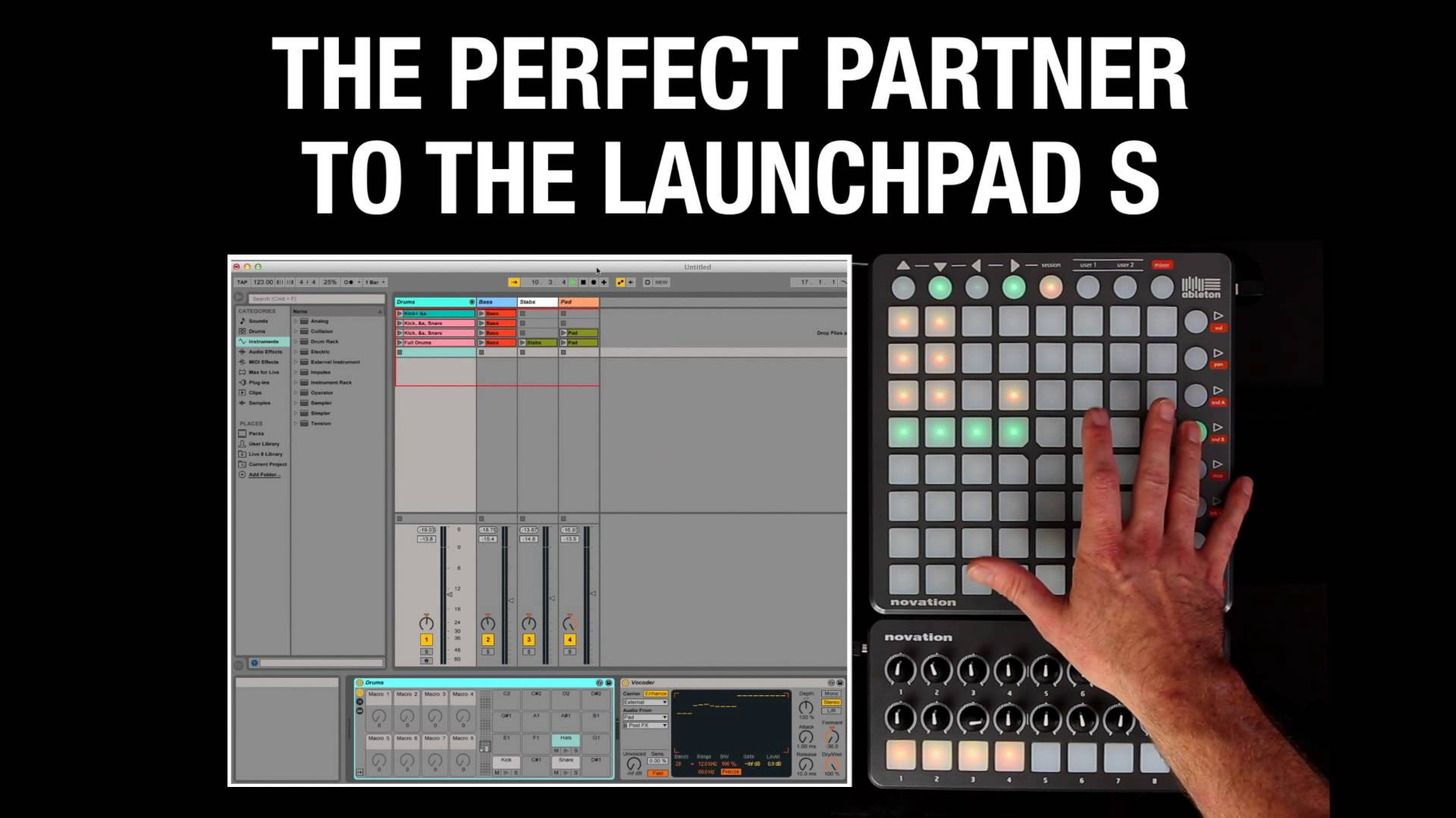 NOVATION - Launch Control