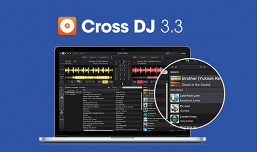 MIXVIBES CROSS - Version 3.3