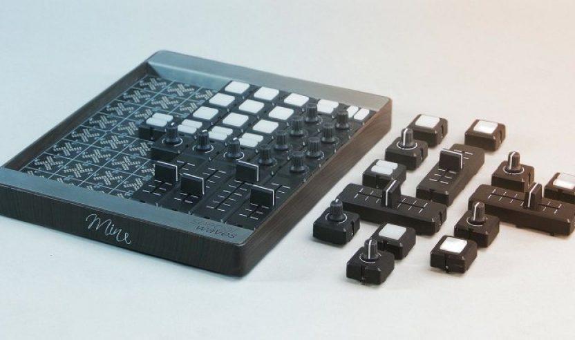 Modularer MIDI Controller - MINE