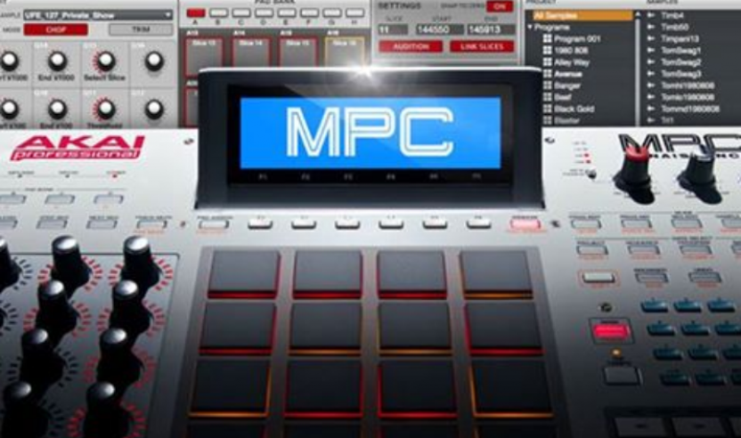 AKAI MPC Software 1.5 Update