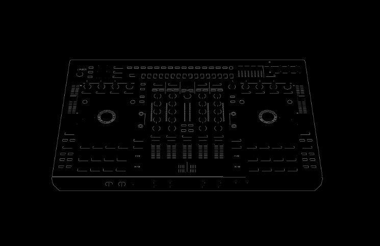 Dreierlei vom Controller an DJ-Software
