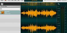 OCENAUDIO - kostenloser Audioeditor