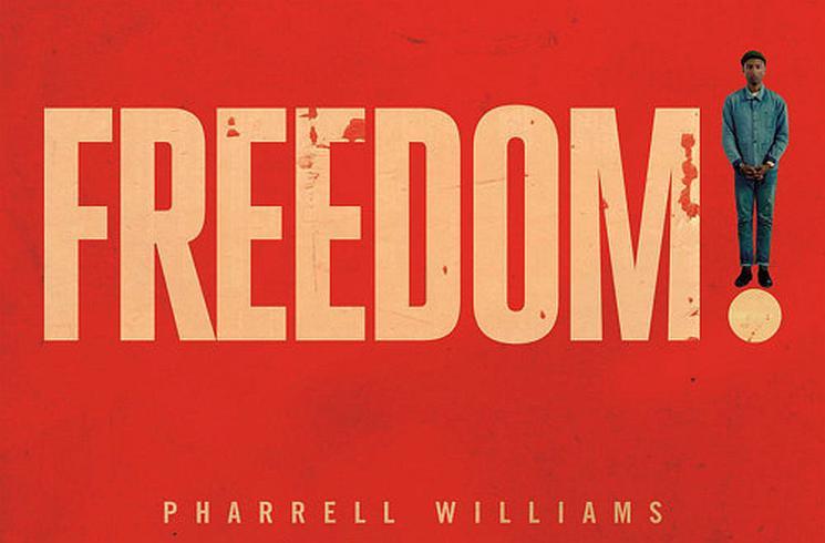 Pharrell Williams - Freedom (Nick Mathon Bootleg)