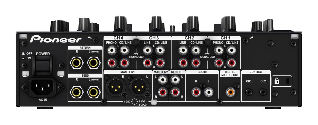 PIONEER DJM-750 – Mixer