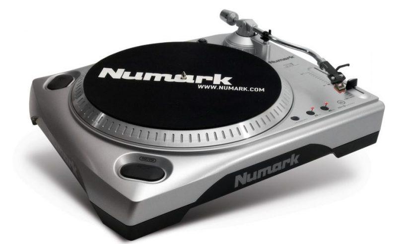 Platten digitalisieren mit dem NUMARK TTUSB