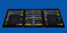 DJ Controller App für Traktor