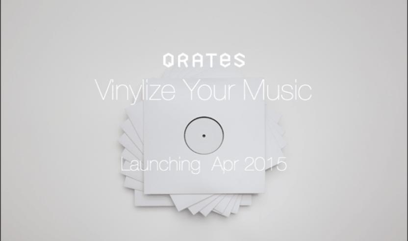 QRATES - Vinyl pressen ohne Risiko