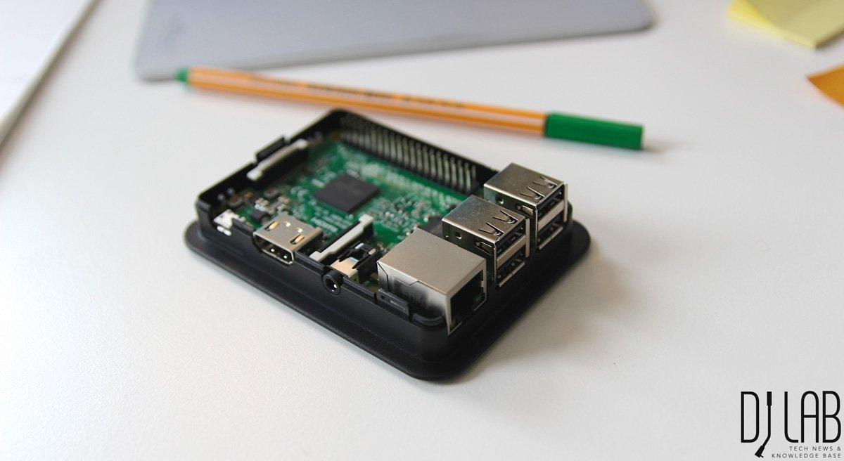 Tutorial: DVS mit dem RaspberryPi