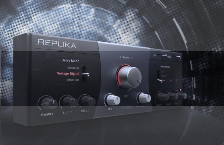 REPLIKA - Free Delay