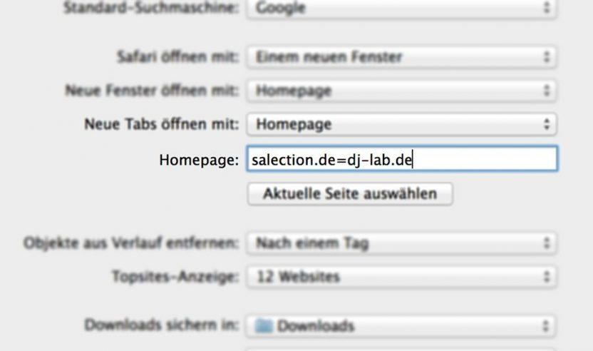Wir sind fusioniert - Salection.de & DJ-LAB machen Gemeinsame Sache