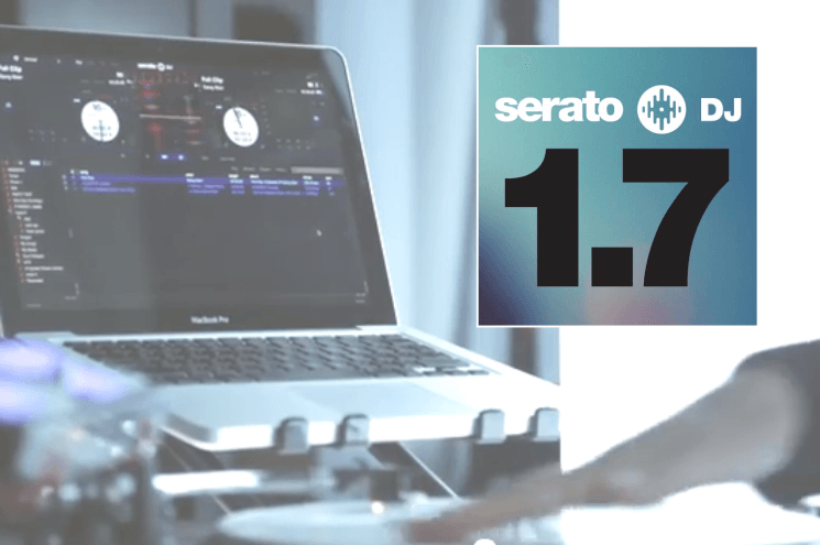 SERATO DJ 1.7 Update bringt FLIP