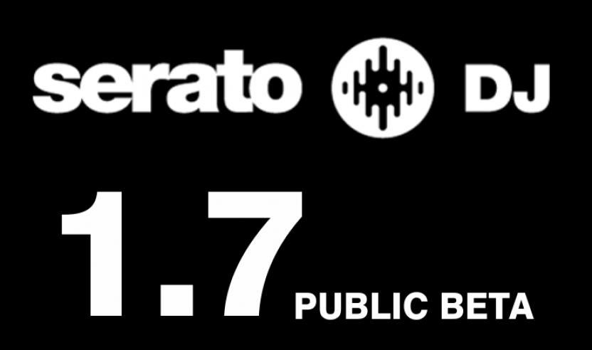 SERATO DJ 1.7 - Public Beta
