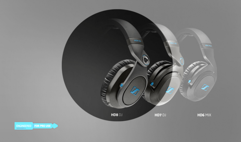 SENNHEISER HD8 DJ – Kopfhörer im Test