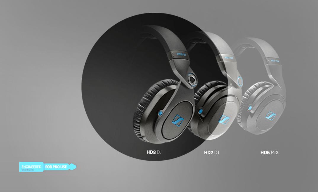 SENNHEISER HD8 DJ - Kopfhörer im Test