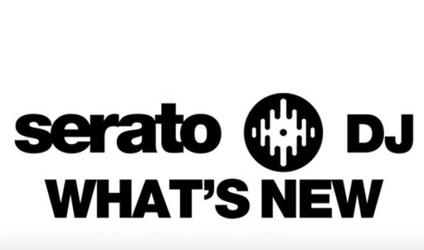Updates bei SERATO