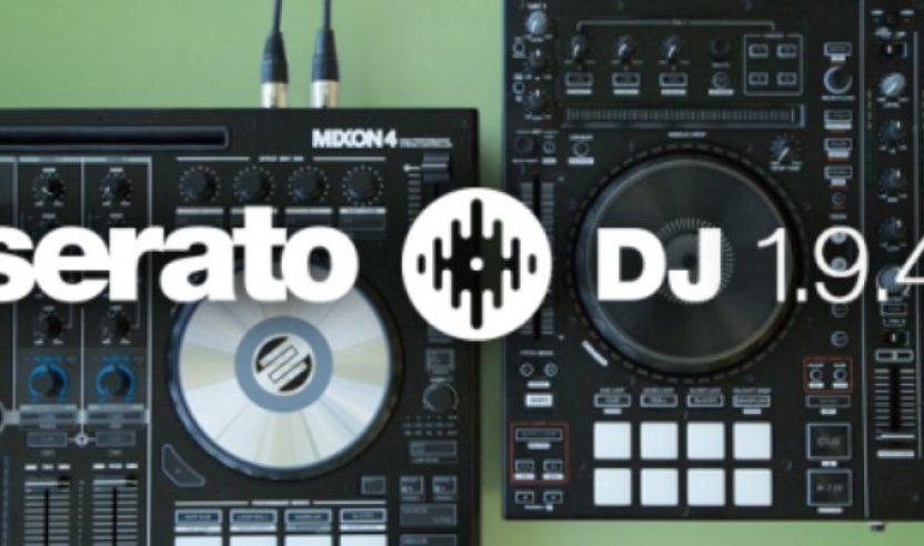 Update: Serato DJ 1.9.4 – Unterstützt neue Controller