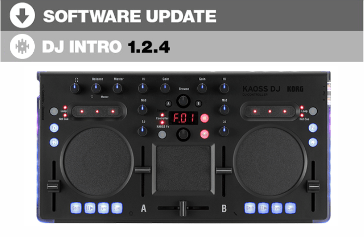 SERATO DJ INTRO Update