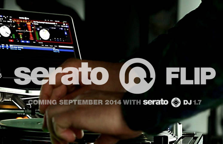 SERATO FLIP – Neues Expansion Pack