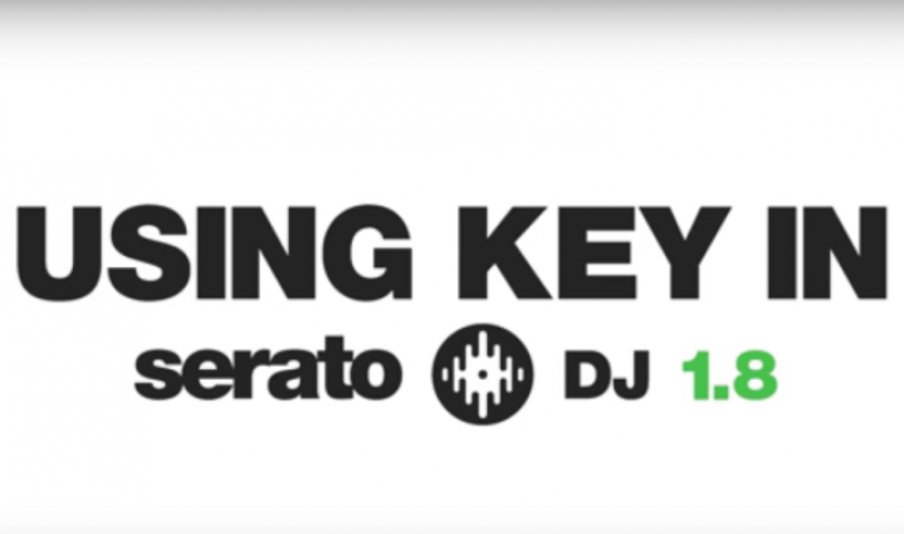 Key Mixing in SERATO