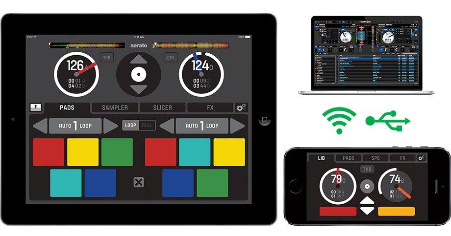 SERATO REMOTE App & Updates